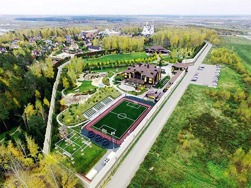 Стадион и Каток